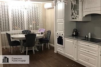 ЖК Центральный кухня