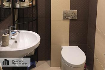 ЖК Центральный ванная