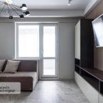 Ремонт двухкомнатной квартиры Дальняя 8 ЖК Тургенев